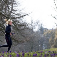 Lente in het Vondelpark